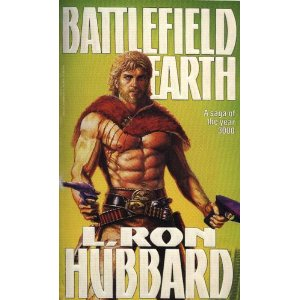 Battlefield Earth by L Ron Hubbard