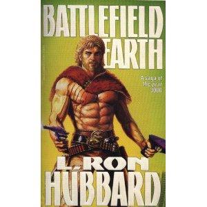 Battlefield Earth by L Ron Hubbard