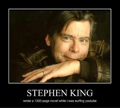 Stephen King Motivational
