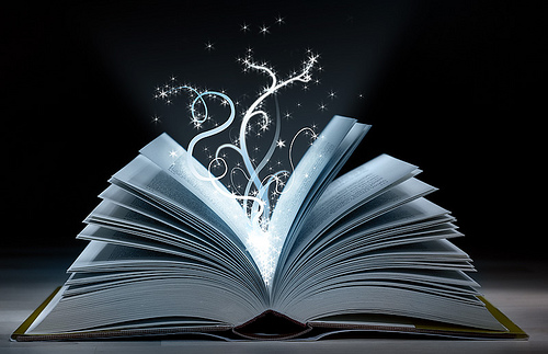 Image result for book magic