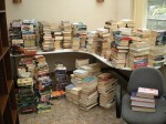 just call me the crazy book-hoarder lady... ;)
