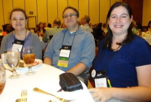 NAF Featured Authors at ACFW conference