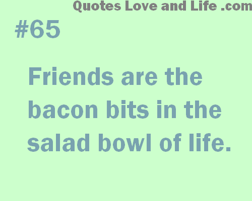Friendship-quotes-friends-are-the-bacon-bits