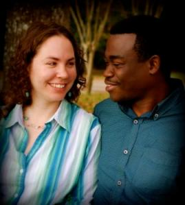 Jennette and James Mbewe