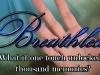 E-book giveaway: Breathless by S.D.Grimm