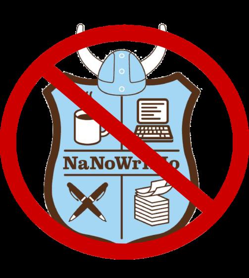 NaNoWriMo No Mo