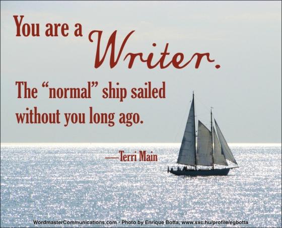 normal writer