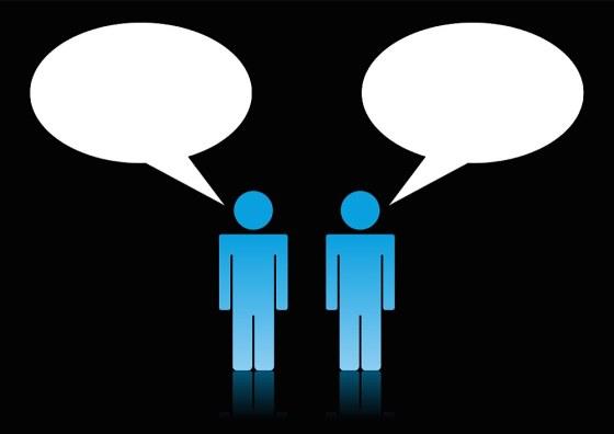 dialog language
