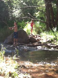 Judah and Jael creek