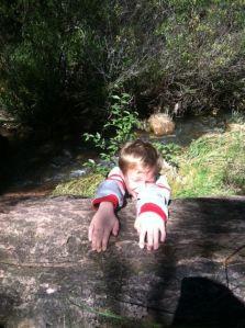 Judah cliff