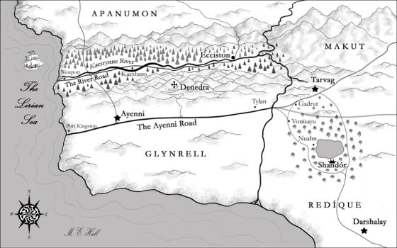 Alara's Call map