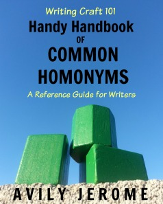 Common Homonyms 3