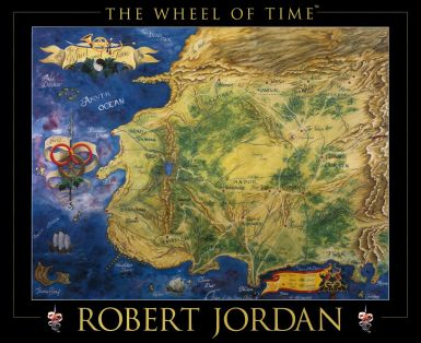 Wheel of Time Map