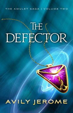 Defector front cover