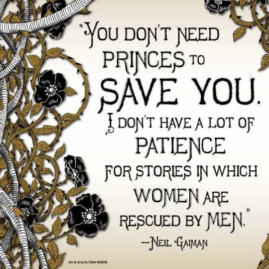 You don't need princes