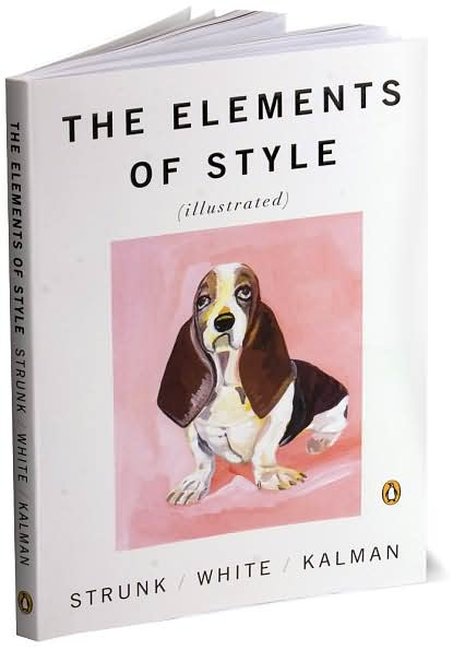 The-elements-of-style-book-