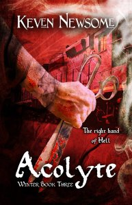 Acolyte Kindle cover