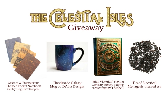 Celestial Isles Giveaway