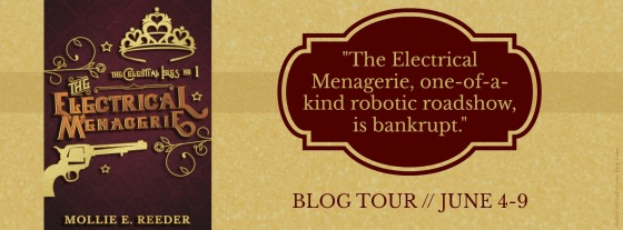 The Electrical Menagerie Blog Tour