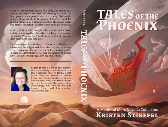 cover of Tales of the Phoenix