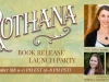 Rothana Release – Interview with Sarah Delena White