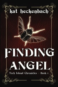 Angel cover Nook